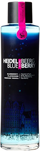 Heidelbeerg Blueberry-Flavoured Premium Vodka (1 x 0.7 l)