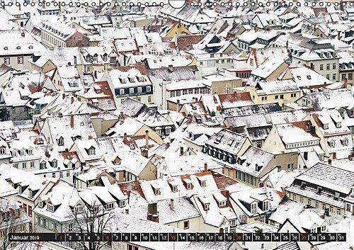 Heidelberg (Wandkalender 2019 DIN A3 quer): Romantische Stadt am Neckar im Wandel der Jahreszeiten (Monatskalender, 14 Seiten ) (CALVENDO Orte)